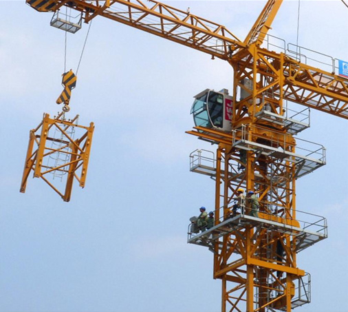 Tower Crane Design Calculations : Hontrade engineering ltd